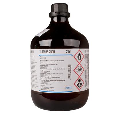 Hemacolor 2,5l nr 1 fixing solution