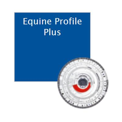 Abaxis Vetscan Equine Profile Plus Profile 1stk