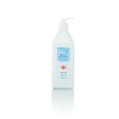 Håndcreme pH5 uparfumeret 1x600ml pumpe DAX