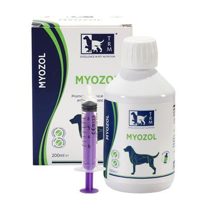 Muscle Dog 200 ml.