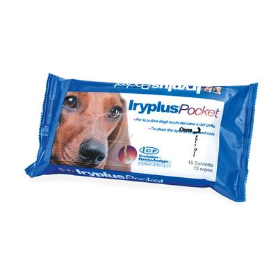 Dr. Baddaky, ICF Iryplus pocket wipes 15 stk.