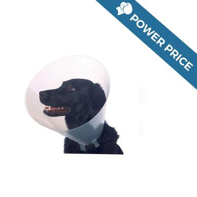 e-power Hundekrave klassisk Transparent 30cm