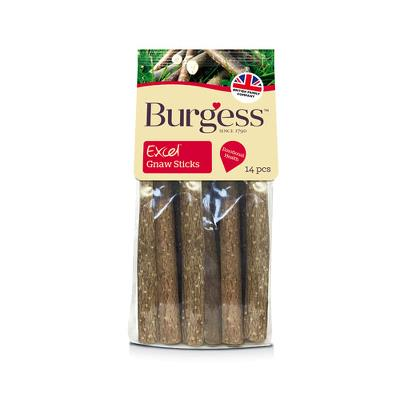 Burgess Excel Gnaw Sticks 1 pose 14stk.