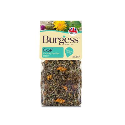 Burgess Excel Country garden herbs 1 pose 120g