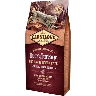 Carnilove for Large Breed Cats – Muscles,Bone 6 kg