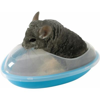 Chinchilla Bad 35x23x15 cm