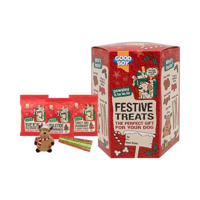 GBOY Festive Treats Giftbox, 12x14x16,5 cm