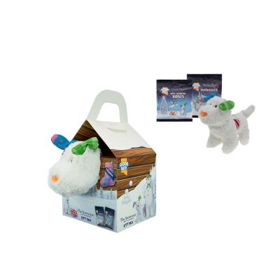GBOY Snowdog Kennel Box, 14x18x23,5 cm