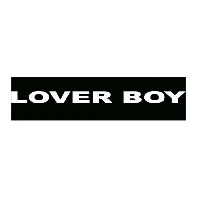 Lover boy, baby, 80x20 mm