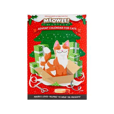 Meowee! Cat-nippy Cat Advent, 72 g