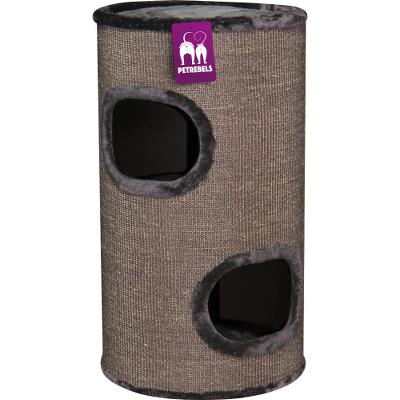 Cat tower Dome 80 Brown