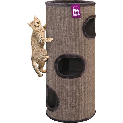 Cat tower Dome 110 Brown