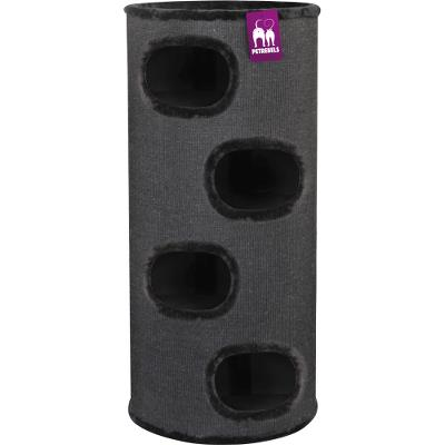 ¤¤Udgået¤¤ Cat tower Giant Dome 120 Black