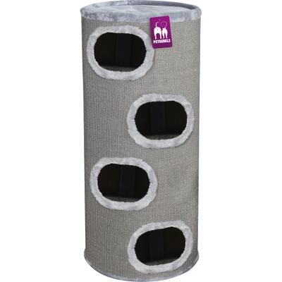 ¤¤Udgået¤¤ Cat tower Giant Dome 120 Grey