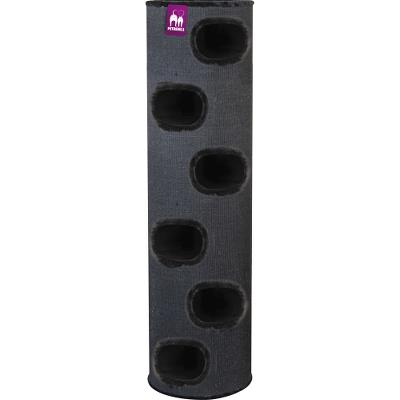 ¤¤Udgået¤¤ Cat tower Giant Dome 170 Black