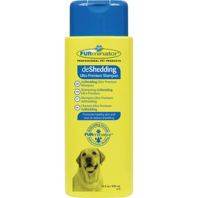 FURminator deShedding Ultra Premium Shampoo - 490 ml