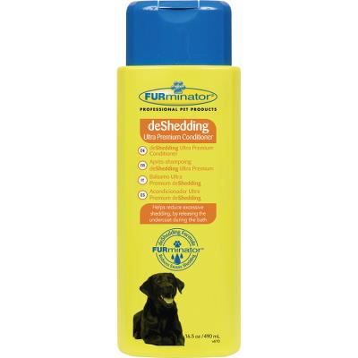 FURminator deShedding Ultra Premium Conditioner - 490 ml
