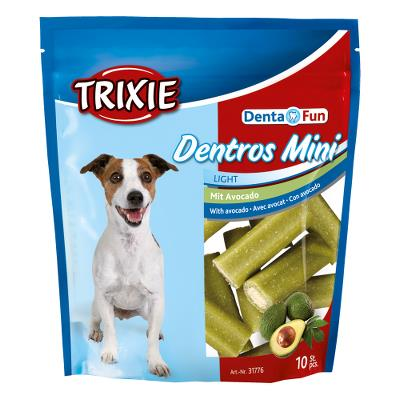 Denta Fun Dentros Mini m. avocado, 10 stk./140 g
