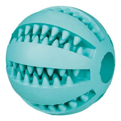 Denta Fun baseball, Mintfresh, naturgummi, ø 6 cm