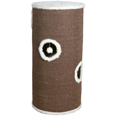*Cat Tower Vitus, 115 cm, braun/beige
